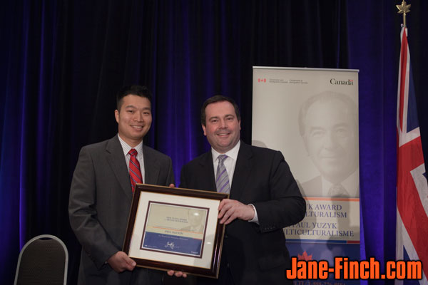 Paul Nguyen and Jason Kenney
