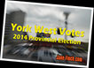 York West Votes 2014 Provincial Election