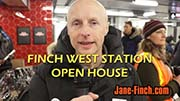 Finch West Station Open House