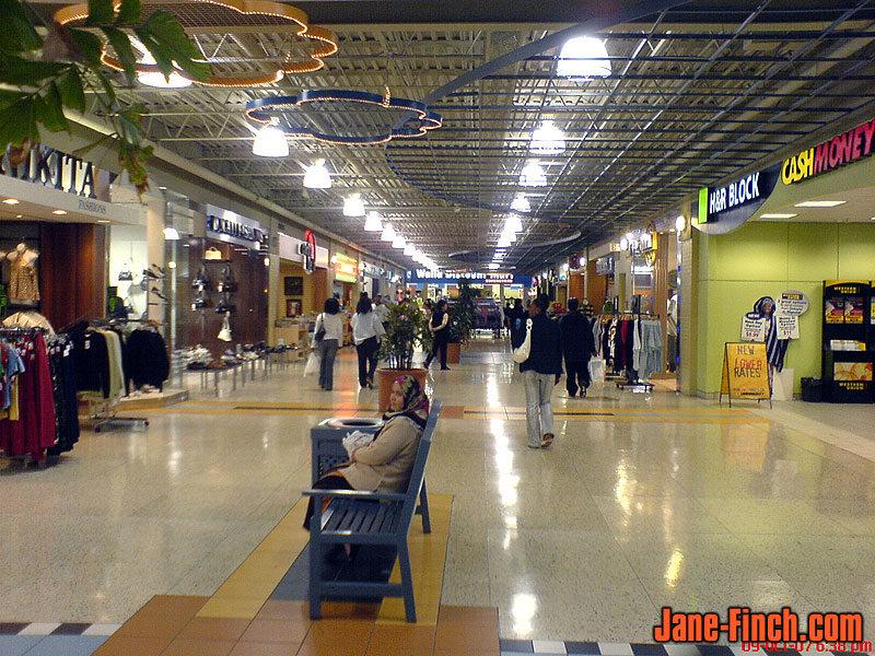 Furniture Store In Jane And Finch Mall